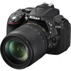 Digitálna zrkadlovka D5300+18-105 AF-S VR NIKON