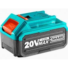 Total TFBLI2002E baterie akumulátorová 20V, Li-ion, 4000mAh