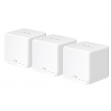 MERCUSYS Halo H30G(3-pack) [AC1300 Whole Home Mesh Wi-Fi System]