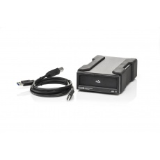 HPE RDX+ External Docking System (Is backwards and forwards compatible with any RDX capacity media)