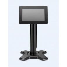 """PARTNER Tech zákaznický dispay CD-70 LCD 7"""" USB"""