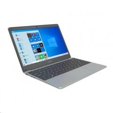 "UMAX NB VisionBook 13Wr Gray - 13,3"" IPS FHD 1920x1080,Celeron N4020@1,1 GHz, 4GB, 64GB,Intel UHD,W10P, šedá"