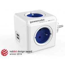 Allocacoc PowerCube Original USB Blue