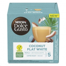 NESCAFÉ® Dolce Gusto® Coconut Flat White 12 ks kapsle