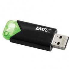 Flash disk B110 USB3.2 64GB GRE Click Easy EMTEC