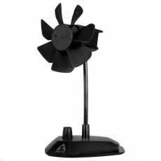 ARCTIC Breeze - Black USB ventilátor