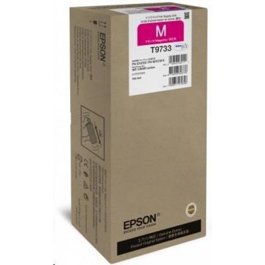 EPSON Ink bar WorkForce Pro WF-C869R Magenta XL Ink Supply Unit 192,4 ml