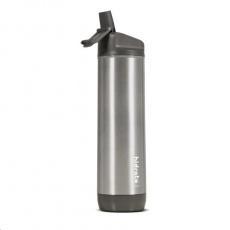 HidrateSpark Steel – chytrá lahev, 620 ml, stainless