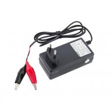 AVACOM Nabíječka WILSTAR 12V/0,8A pro olověné AGM/GEL akumulátory (3 - 10Ah)