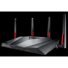 ASUS DSL-AC88U Dual-band Wireless AC3100 VDSL/ADSL Modem Router, 4x gigabit RJ45, 1x USB3.0, 1x gigabit WAN