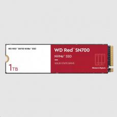 WD RED SSD NVMe 1TB PCIe SN700, Geb3 8GB/s, (R:3430/W:3000 MB/s) TBW 2000