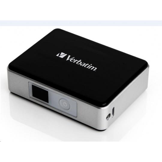 VERBATIM 49948  Přenosný ultratenký napájecí zdroj 1x USB / 5200 mAh Power Packs 187728
