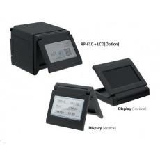 """Seiko barevný zákaznický displej 4.3"""" TFT  pro RP-F10, USB, černý"""