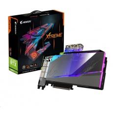 GIGABYTE VGA NVIDIA GeForce RTX 3080 Ti AORUS XTREME WATERFORCE WB 12G, RTX 3080 Ti, 12GB GDDR6X, 3xDP, 3xHDMI