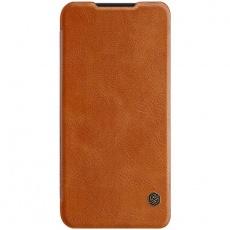 Nillkin Qin Leather Case pro Xiaomi Redmi 7 Brown
