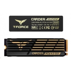 T-FORCE SSD Cardea A440, M.2 NVMe 1TB (R:7000 MB/s, W:5500 MB/s)