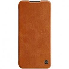 Nillkin Qin Leather Case for Xiaomi Redmi Note 8 Brown