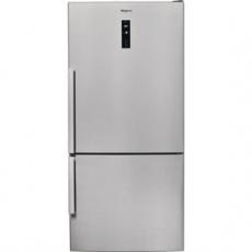 Kombinovaná chladnička W84BE 72X2 chladnička kombi WHIRLPOOL