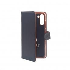 Celly pouzdro Wally s funkcí stojánku pro Samsung Galaxy Note 10 , černá