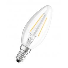 OSRAM LED STAR CL B Filament 1,5W 827 E14 136lm 2700K (CRI 80) 15000h A++ (Krabička 1ks)