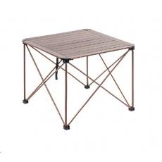 Naturehike skládací hliníkový stolek S 53cm - champagne