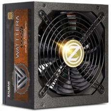 ZALMAN WATTTERA ZM1000-EBTII - zdroj 1000W 80+ Gold, 13,5cm fan, modular