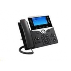 "Cisco CP-8841-3PCC-K9=, VoIP telefon, 10line, 2x10/100/1000, 5"" displej, PoE"