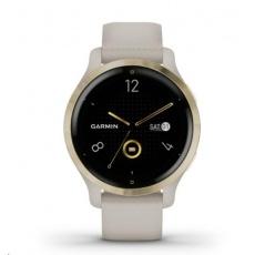 Garmin VENU 2S Light Gold/Light Sand (SK)