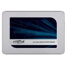 "Crucial SSD MX500, 1000GB, SATA III 7mm, 2,5"""