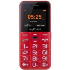 Mobilný telefón HALO EASY senior Red myPhone