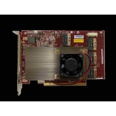 Microchip SmartRAID SR416i-a x16 Lanes 4GB Cache NVMe/SAS 24G Controller for HPE Gen10 Plus