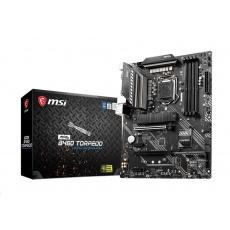 MSI MB Sc LGA1200MAG B460 TORPEDO, Intel B460, 4xDDR4, VGA