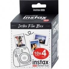 Foto/Video príslušenstvo INSTAX MINI film glossy 10X4/PK FUJIFILM