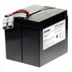 Baterie - FUKAWA FWU-7 náhradní set baterií za RBC7 (12V/18Ah, 2ks), životnost 5let