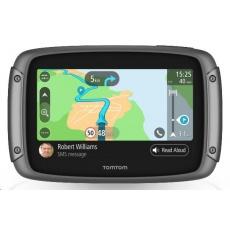 TomTom Rider 500, Europe LIFETIME mapy (45 zemí)