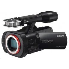 SONY NEXVG900EB kamera, Full HD, 24.3MPix - černá (bez objektivu)