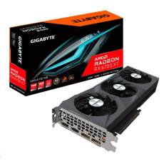GIGABYTE VGA AMD Radeon RX 6700 XT EAGLE OC 12G, RX 6700 XT, 12GB GDDR6, 2xDP, 2xHDMI