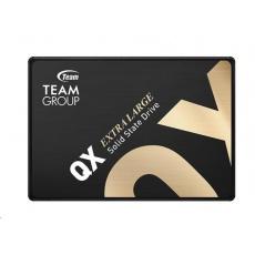 """Team SSD QX, 2.5""""SATA III, 8TB (R:560MB/s, W:480MB/s)"""