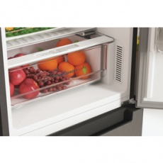 Kombinovaná chladnička INFC8TI21X chladnička kombi INDESIT