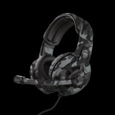 TRUST GXT411K RADIUS HEADSET BLACK CAMO