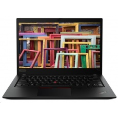 """LENOVO NTB ThinkPad T14s i - i7-10510U@1.8GHz,14"""" UHD,16GB,1TSSD,HDMI,IR+HDcam,Intel HD,LTE,W10P,3r onsite"""