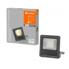 LEDVANCE SMART+ OUTDoor WIFI FLOOD DIM 50W IP65 4250lm 3000K Dark Gray