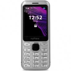Mobilný telefón Maestro SILVER tlačidlový myPhone