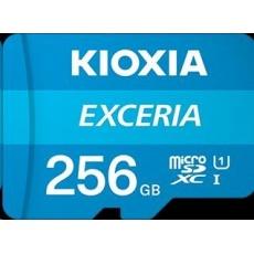 KIOXIA Exceria microSD card 256GB M203, UHS-I U1 Class 10