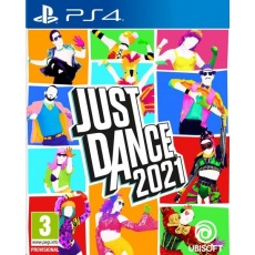 PS4 hra Just Dance 2021