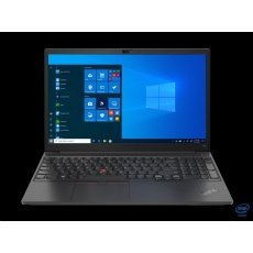 "LENOVO ThinkPad E15 Gen2-ITU - i3-1115G4,15.6"" FHD IPS,8GB,256SSD,Intel UHD,2xUSB,USB-C(TB4),HDMI,LAN,W10P,1r cc, čierna"