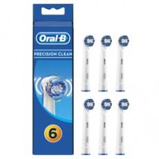 Príslušenstvo osobná hygiena EB 20-6 Precision Clean hlavice ORAL-B