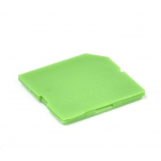 SMARTKEEPER Mini SD Port Lock 4 - 1x klíč + 4x záslepka, zelená