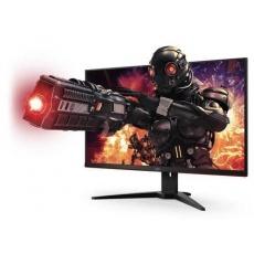 """AOC IPS VA LCD WLED 28"""" U28G2AE/BK - IPS panel, 3840x2160, 2xHDMI, DP, repro"""