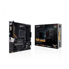 ASUS MB Sc AM4 TUF GAMING B550M-E, AMD B550, 4xDDR4, 1xDP, 1xHDMI, VGA, mATX